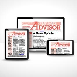 Environmental Manager's Compliance Advisor Newsletter