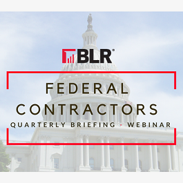 Federal Contractors Quarterly Briefing: The Fate of Blacklisting, EEO-1 Reports, Overtime Rules and More Under the 'New' DOL and EEOC - On-Demand