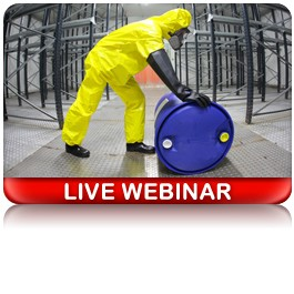 Hazardous Materials Training: Who Needs It and How to Deliver It to Meet OSHA and/or DOT Requirements