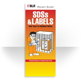 SDS & Labels training - Pocket Guide