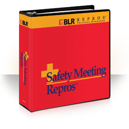 Safety Meeting Training Repros