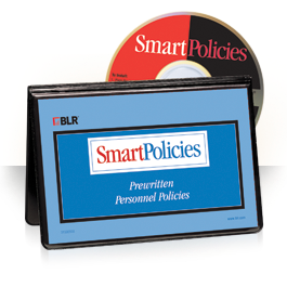 The SmartPolicies Customized Policy Manual (CD-ROM)