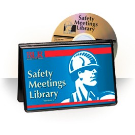 Safety Meetings Library on CD
