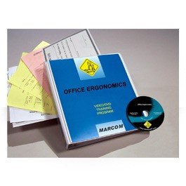 Office Ergonomics DVD Program - in English or Spanish