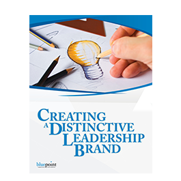 Creating a Distinctive Leadership Brand