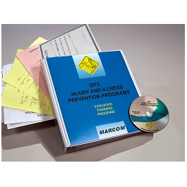 I2P2 Injury and Illness Prevention Programs DVD Program — in English or Spanish