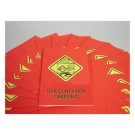 GHS Container Labeling Employee Booklet - in English or Spanish (package of 15)