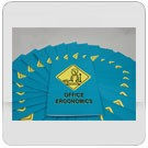Office Ergonomics Employee Booklet - in English or Spanish (package of 15)