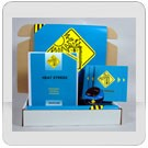 Heat Stress in Construction Environments Construction Safety Kit - in English or Spanish
