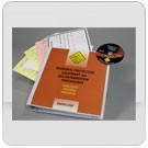 Personal Protective Equipment & Decontamination Procedures DVD Program - in English or Spanish