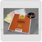 Emergency Response Plan DVD Program - in English or Spanish