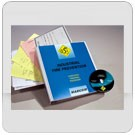 Industrial Fire Prevention DVD Program - in English or Spanish