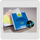 Accident Investigation DVD Program - in English or Spanish