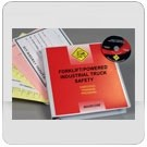 Forklift/Powered Industrial Truck Safety DVD Program - in English or Spanish