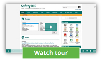 SAFETY.BLR.com Tour