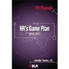 HR Playbook: HR's Game Plan