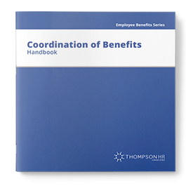 Coordination of Benefits Handbook