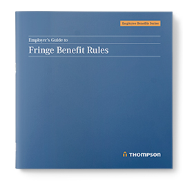 Fringe Benefit Rules