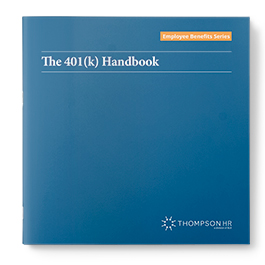 The 401(k) Handbook